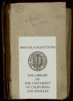 Manuscript No. 24: Ritual Book, A.D. 1693