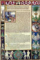 Pliny's Naturalis historia. Leaf.